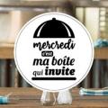 #Mercredimaboiteinvite