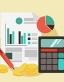 Préparation de la fin d'exercice comptable et présentation des éléments de gestion